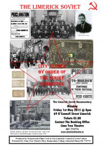 Limerick Soviet Documentary Poster 2015-2