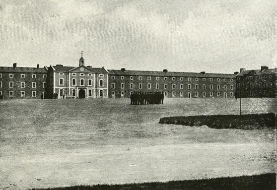 Collins Barracks Cork